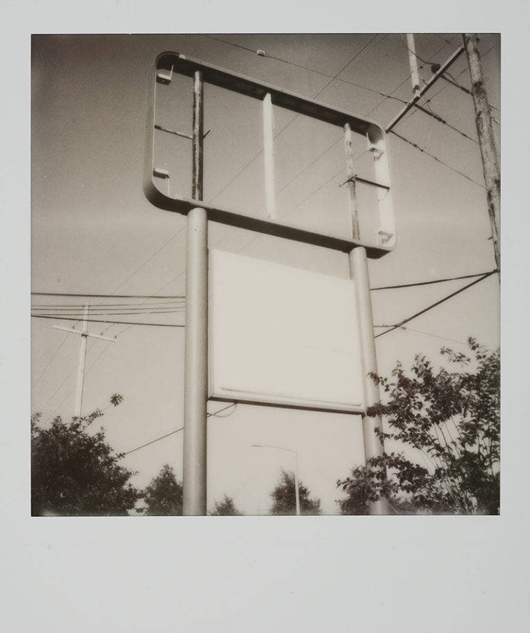 Thom Bennet полароид фотограф
