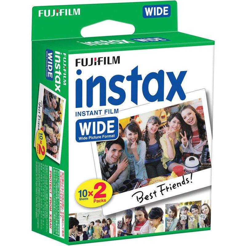 Картриджи Instax Wide 20 фото