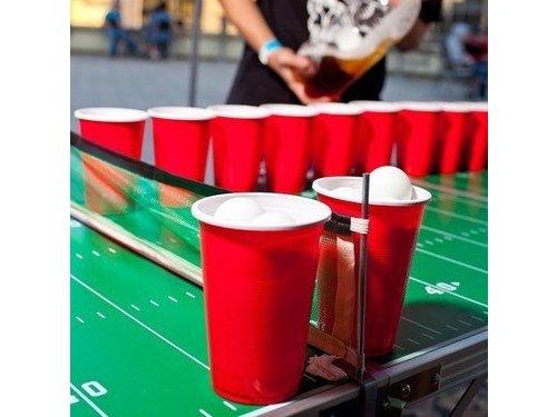 Красные стаканы Star Cups американская вечеринка