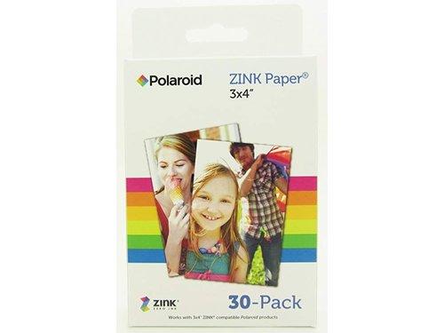Фотобумага кассета Polaroid 3x4 Zink Paper 30 фото