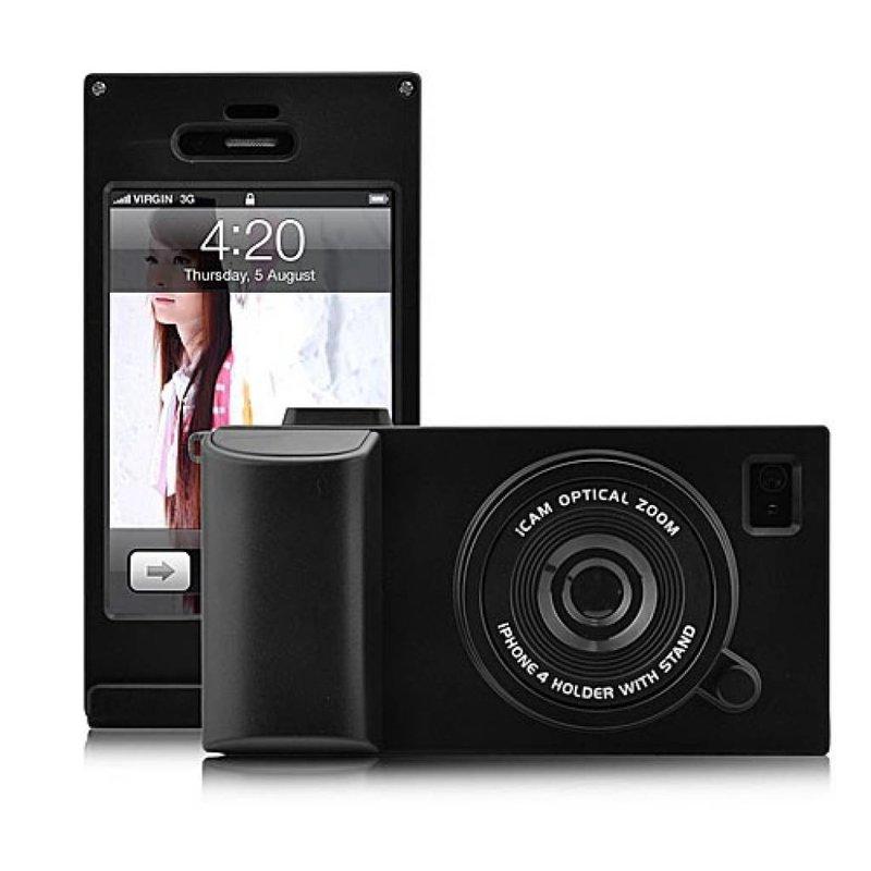 3 в 1 iCam чехол для iPhone 4/4s