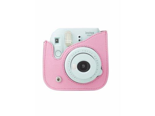 Розовый чехол сумка для Fujifilm Instax Mini 8/9