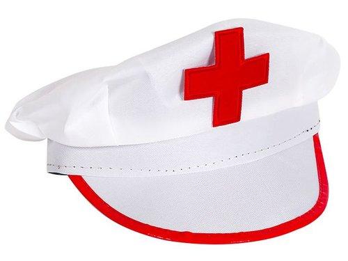 Кепка медсестры на Halloween