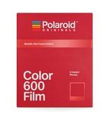 Кассета Polaroid Originals 600 красная рамка