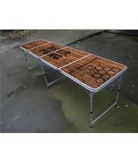 "Beer Pong стол ""под дерево"""