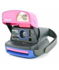 Polaroid Spice Cam 600 фотоаппарат ретро