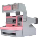 Розовый Polaroid Cool Cam 600