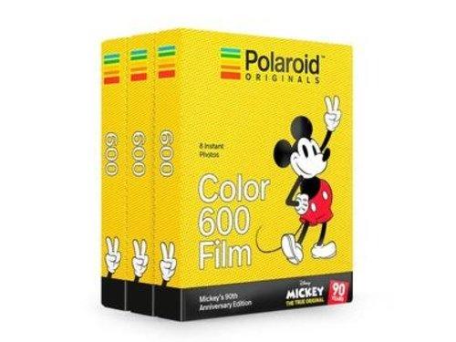 Кассета Polaroid Originals 600 Микки Маус