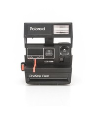 Polaroid OneStep Flash ретро