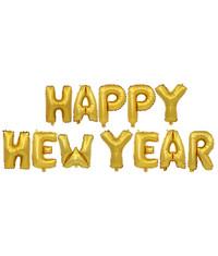 Надувной шар надпись Happy New Year 41 см