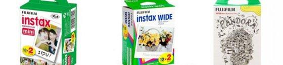 Кассеты Fujifilm Instax