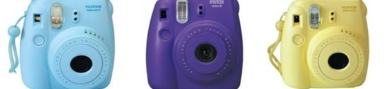 Камеры Fujifilm Instax