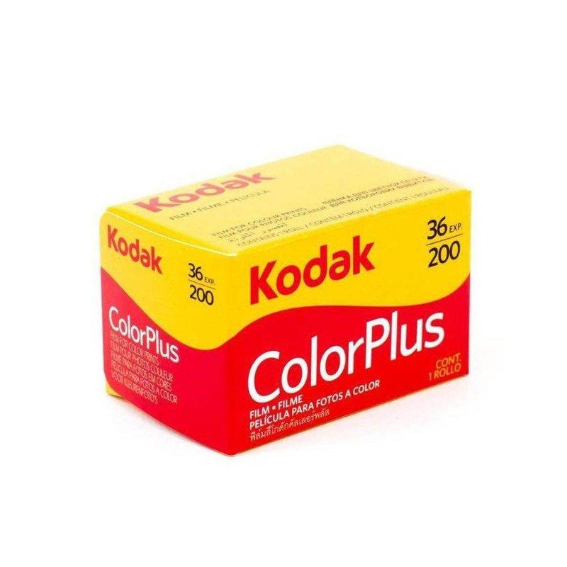Пленка Kodak ColorPlus 36 кадров