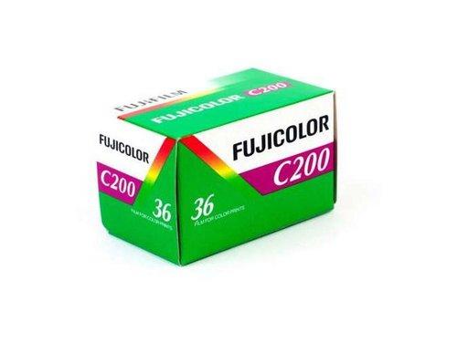 Плёнка Fujicolor C200