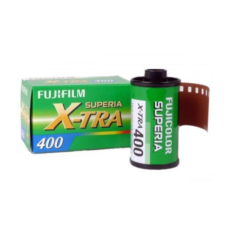Плёнка Fujifilm X-tra ISO 400
