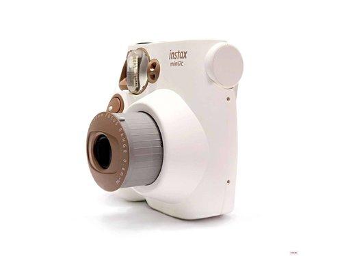 Fujifilm Instax mini 7C Milky редкий