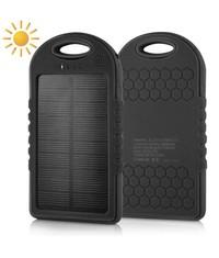 Аккумулятор на солнечной батарее Черный