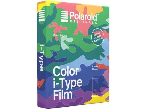 Кассета Polaroid i-Type Camo Edition