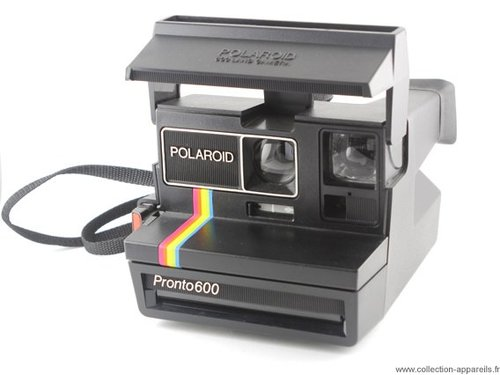 Polaroid Pronto600 фотоаппарат
