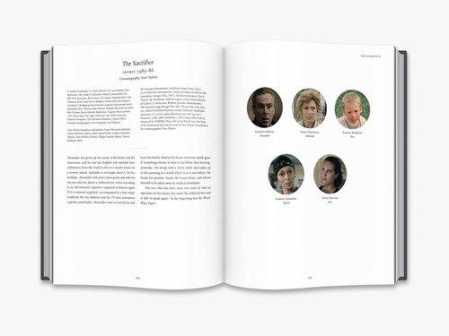 Книга Tarkovsky Films, Stills, Polaroids & Writings