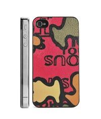 Дизайнерская крышка для iPhone 4/4s