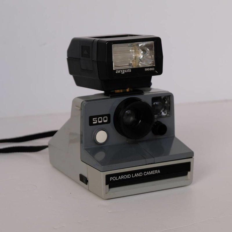 Polaroid 500 Land Camera фотоаппарат