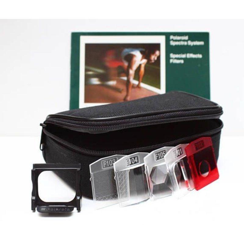 Пять линз для Polaroid Image/Spectra