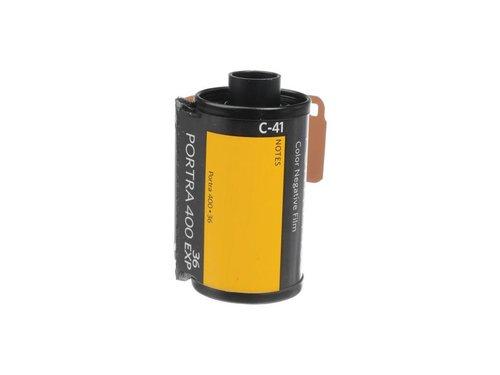 Kodak Portra 400 / 135 пленка
