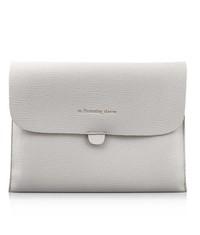 Чехол конверт кожаный для iPad 2, 3, 4 Белый