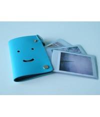 Карманный фотоальбом Fuji Instax Mini Голубой