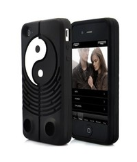 Силиконовый чехол Tai Chi iPhone 4/4S