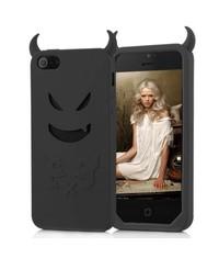 Чехол дьявол Devil для iPhone 5 5s Черный