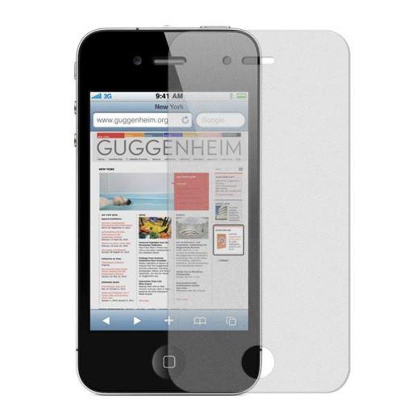 Матовая защитная пленка на экран iPhone 4/4s