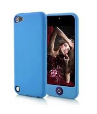 Силиконовый чехол для iPod Touch 5 Голубой