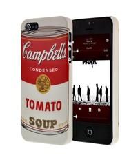 Задняя крышка Andy Warhol для iPhone 5/5s