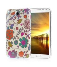 Красочная задняя накладка для Samsung Galaxy Note 2 N7100