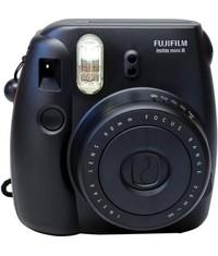 Fujifilm Instax Mini 8 пленочный фотоаппарат Черный