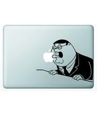 Виниловая наклейка для MacBook Peter Griffin