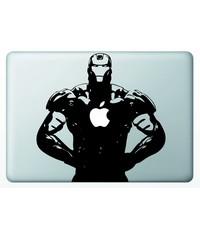 Виниловая наклейка для MacBook Железный Человек