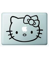 Виниловая наклейка для MacBook Hello Kitty