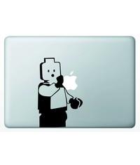 Виниловая наклейка для MacBook Lego Boy