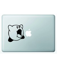 Виниловая наклейка для MacBook Pacman пузырь