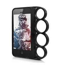 Кастет бампер для iPhone 5 5s Черный