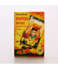 Кассета пленка Fuji Instax mini Halloween Хэллоуин 10 фото