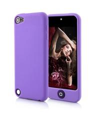 Накладка чехол для iPod Touch 5 Сиреневая