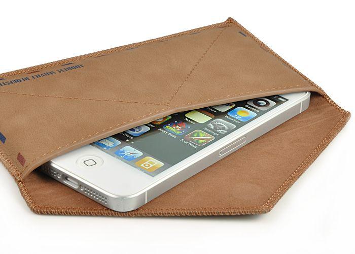 e4ac7b367cd5 Ретро конверт сумочка для iPhone 5/5s/6 Galaxy S3/S4 - Retrocam.ru