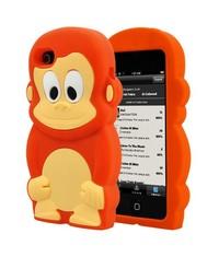 Силиконовая обезьяна iPhone 5/5s