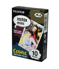 Кассета Комикс Fuji Instax Mini