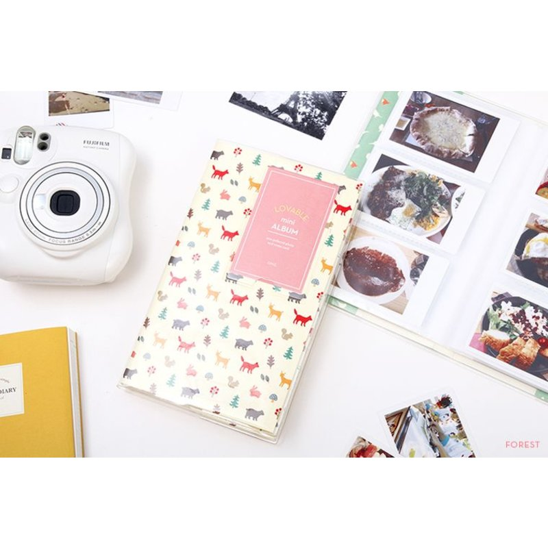 Альбом Instax Mini Loveable 84 фото
