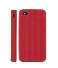 Чехол шина для iPhone 4/4s Красный